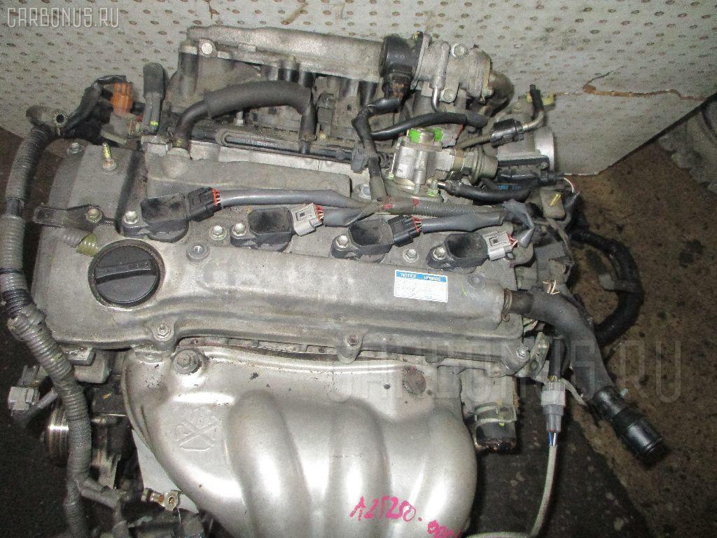 Двигатель TOYOTA ISIS ANM10G 1AZ-FSE. Фото 9