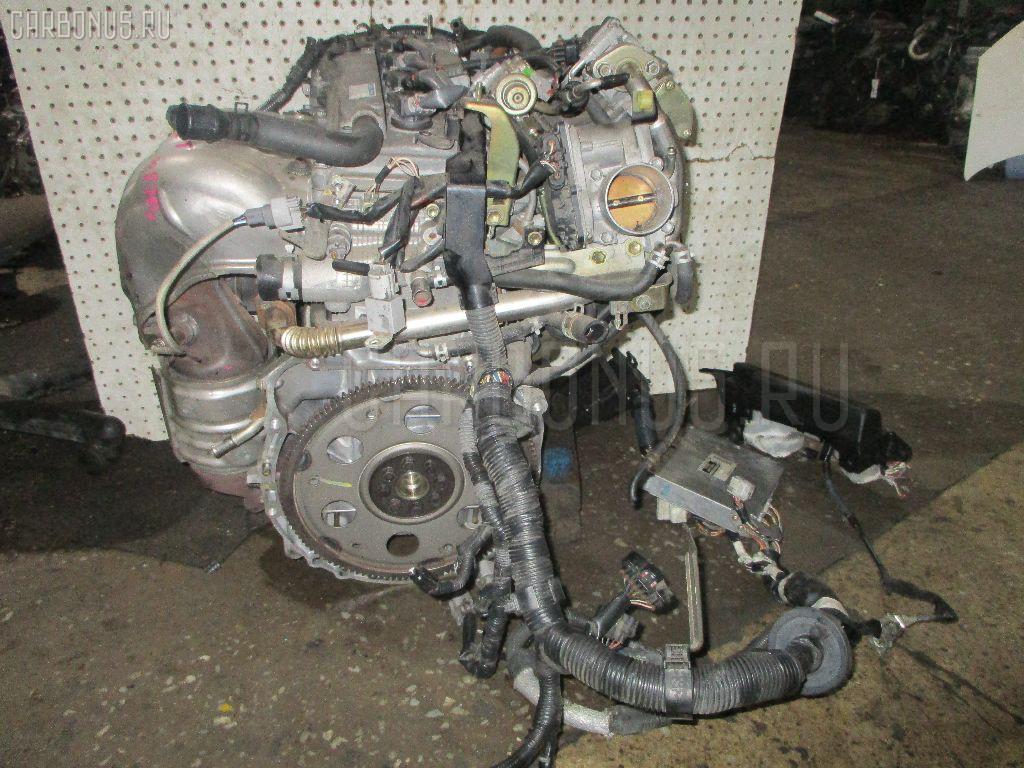 Двигатель TOYOTA ISIS ANM10G 1AZ-FSE. Фото 10