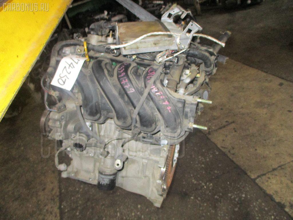 Двигатель TOYOTA PROBOX NCP50V 2NZ-FE. Фото 8