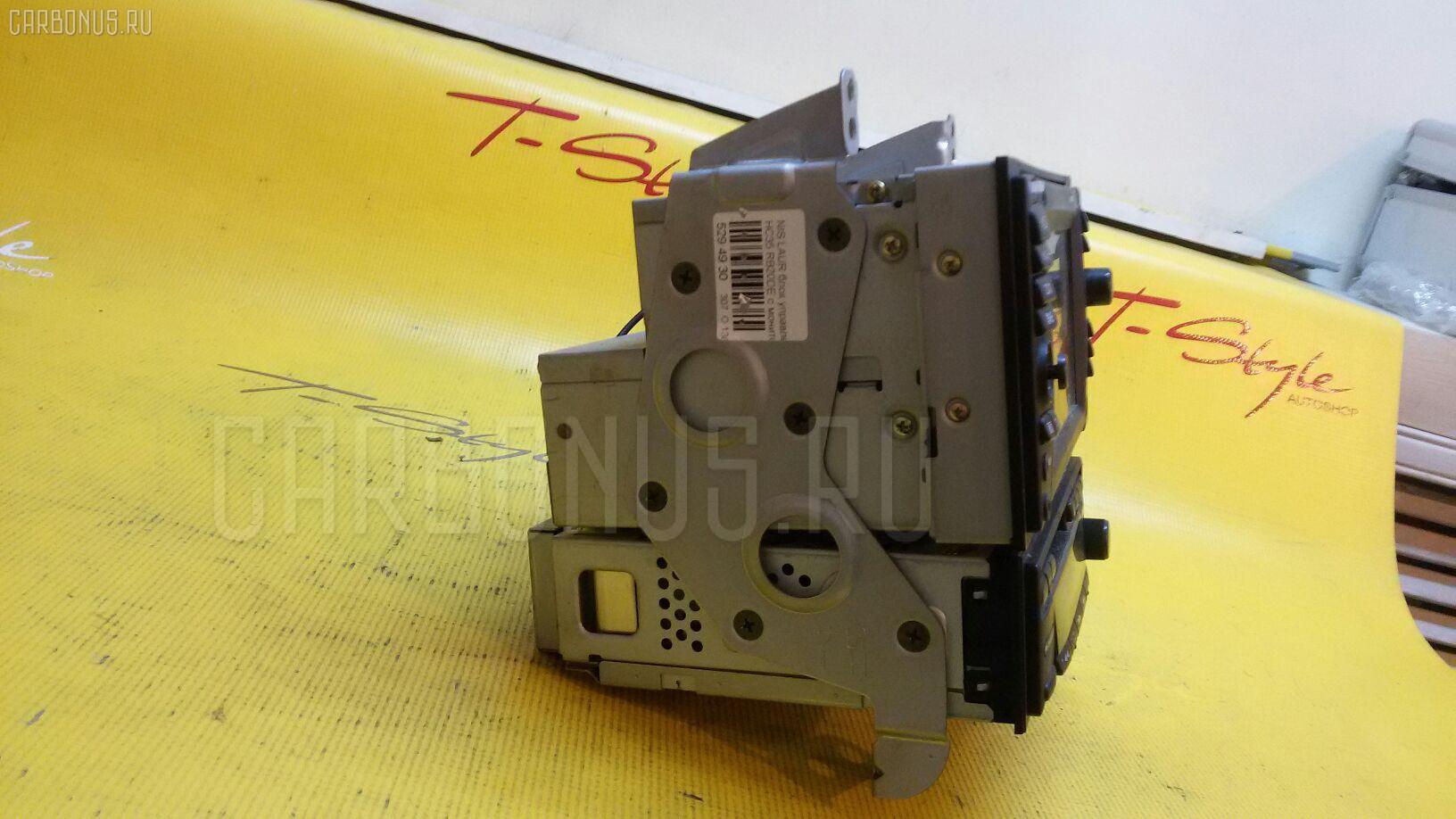 Блок управления климатконтроля NISSAN LAUREL HC35 RB20DE. Фото 9