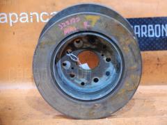 Тормозной диск на Toyota Crown Majesta JZS177 2JZ-FSE, Заднее расположение