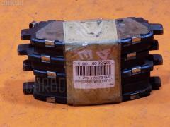 Тормозные колодки SUBARU LEGACY BH5 EJ202 Переднее