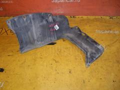 Защита двигателя TOYOTA COROLLA RUNX NZE124 1NZ-FE Переднее Левое