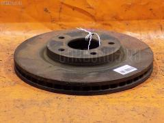 Тормозной диск NISSAN ELGRAND E51 VQ35DE Переднее