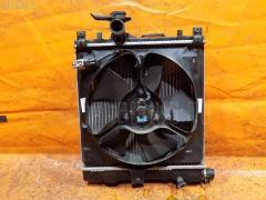 Радиатор ДВС NISSAN MOCO MG22S K6A