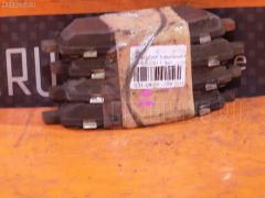Тормозные колодки SUBARU LEGACY WAGON BH5 EJ201 Переднее