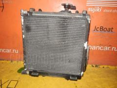 Радиатор ДВС на Suzuki Kei HN21S K6A
