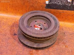 Тормозной диск NISSAN SERENA NC25 MR20DE 40206CY00A Переднее
