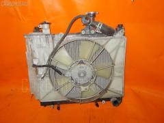 Радиатор ДВС TOYOTA IST NCP60 2NZ-FE