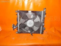 Радиатор ДВС на Suzuki Wagon R MH21S K6A