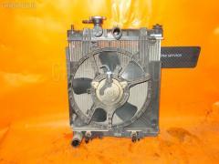 Радиатор ДВС на Nissan March ANK11 CGA3DE