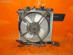 Радиатор ДВС MAZDA DEMIO DW3W B3-ME
