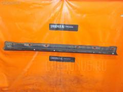 Порог кузова пластиковый ( обвес ) SUBARU IMPREZA GG9