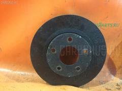 Тормозной диск NISSAN AVENIR PW11 SR20 DE Переднее