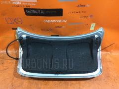 Крышка багажника NISSAN BLUEBIRD SYLPHY G11 132-63823