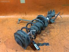 Стойка амортизатора NISSAN TIIDA C11 HR15DE Переднее Левое
