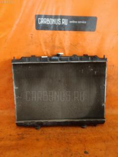 Радиатор ДВС на Nissan Bassara JTU30 QR25DE