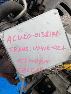 КПП автоматическая на Toyota Kluger L ACU20W 2AZ-FE