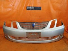 Бампер TOYOTA MARK II BLIT JZX110W 22-310 Переднее