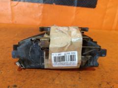 Тормозные колодки Nissan Bassara JTU30 QR25DE AY040NS085 Переднее