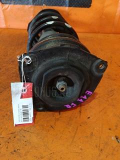 Стойка амортизатора NISSAN NOTE E11 HR15DE Переднее Правое