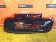 Бампер на Mitsubishi Ek Wagon H81W 6400A358XA  7450A085, Переднее расположение