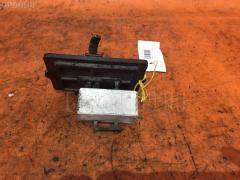 Регулятор скорости мотора отопителя на Toyota Estima Emina CXR10G 3C-T