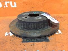 Тормозной диск Nissan Presage TU31 QR25DE Заднее