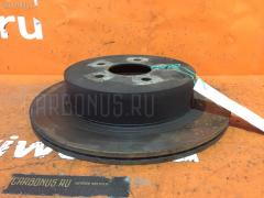 Тормозной диск на Nissan Presage TU31 QR25DE, Заднее расположение