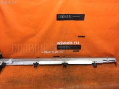 Порог кузова пластиковый ( обвес ) на Honda Stream RN3 Фото 1