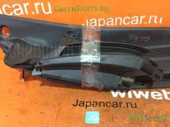 Решетка под лобовое стекло на Honda Fit Shuttle GG8