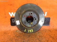 Тормозной диск на Honda Odyssey RA6 F23A, Переднее расположение