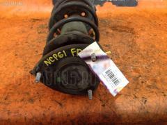 Стойка амортизатора TOYOTA IST NCP61 1NZ-FE Переднее Правое