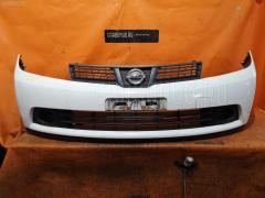 Бампер на Nissan Wingroad Y12, Переднее расположение
