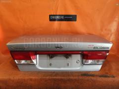 Крышка багажника на Nissan Sunny FB15 4845B