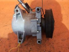 Компрессор кондиционера на Nissan Bluebird EU13 SR18DE