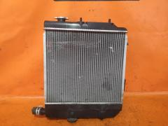 Радиатор ДВС на Mazda Demio DW3W B3-ME Фото 1
