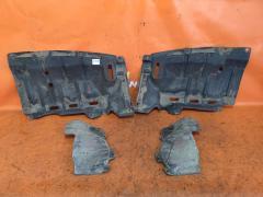Защита двигателя TOYOTA VISTA SV40 4S-FE Переднее