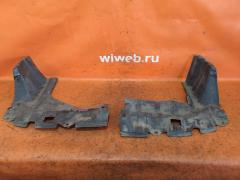 Защита двигателя TOYOTA VITZ SCP10 1SZ-FE Переднее