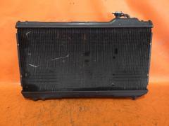 Радиатор ДВС на Toyota Rav 4 SXA10 3S-FE
