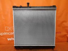 Радиатор ДВС на Honda Fit GD1 L13A TADASHI TD-036-9711