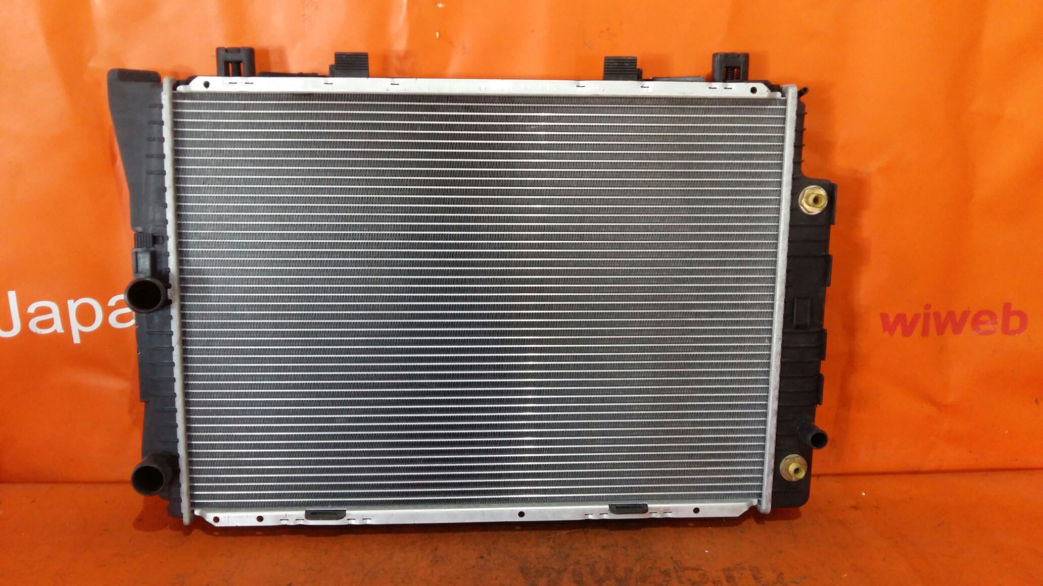 Радиатор ДВС TADASHI TD-036-3995 на Mercedes-Benz S-Class W140.028 104.944 Фото 1