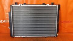 Радиатор ДВС TADASHI TD-036-3995 на Mercedes-Benz S-Class W140.028 104.944 Фото 2