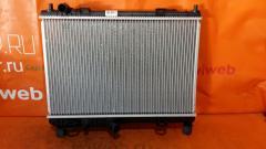 Радиатор ДВС на Ford Fiesta CB1 TADASHI TD-036-13201-16