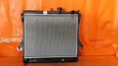 Радиатор ДВС на Hummer H3 L52 TADASHI TD-036-13017-26