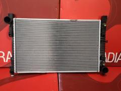 Радиатор ДВС MERCEDES-BENZ C-CLASS W203 M112.961 TADASHI TD-036-2337-26