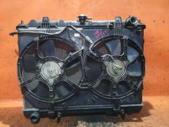 Радиатор ДВС на Nissan Presage U30 KA24DE