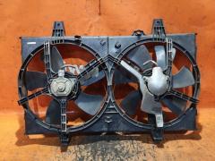 Вентилятор радиатора ДВС на Nissan Avenir PW11 SR20DE