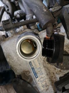 Двигатель на Toyota Ractis SCP100 2SZ-FE Фото 1