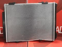 Радиатор ДВС на Mercedes-Benz E-Class W210 TADASHI TD-036-2508